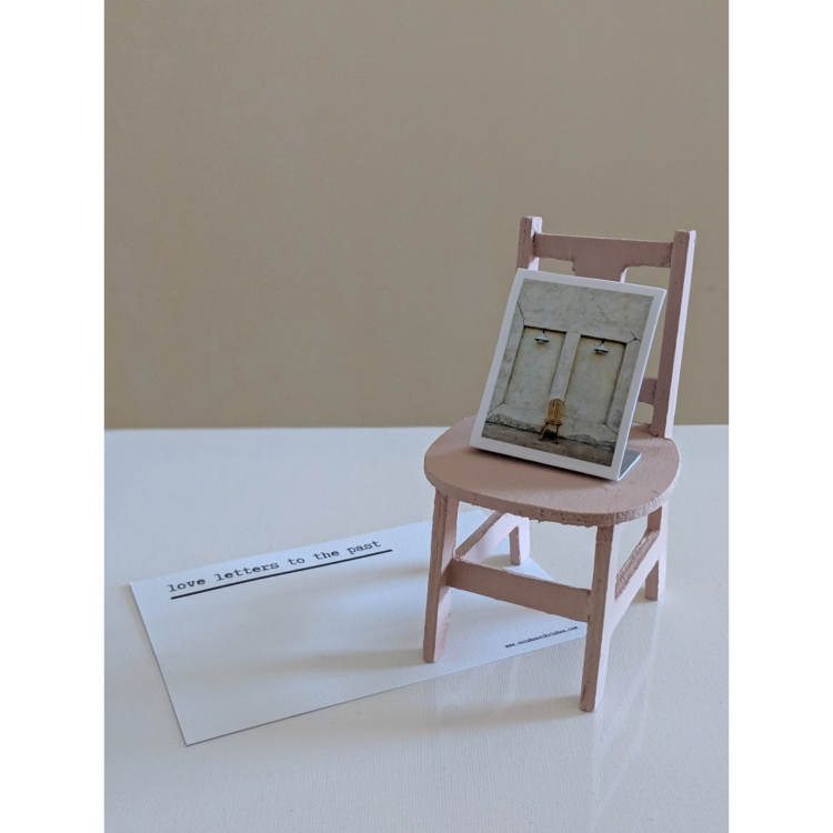 Image on chair